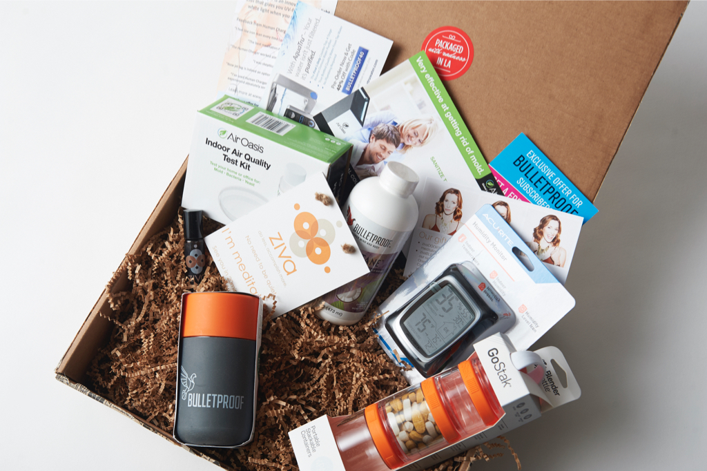 7th Biohacking Box Helps Upgrade Your Environment