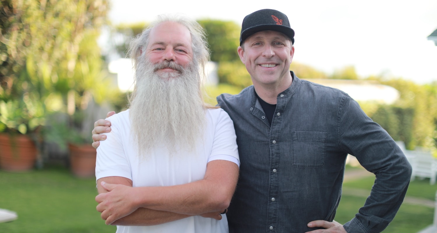 Stacking Biohacks: In Tune with Body and Mind – Rick Rubin #585